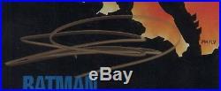 Batman The Dark Knight Returns #4 Cgc Ss 9.8 Signed Frank Miller! Vs. Superman