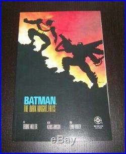 Batman The Dark Knight Returns Books 1 2 3 4 Complete Series Frank Miller
