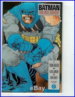 Batman The Dark Knight Returns Complete DC Comics Series # 1 2 3 4 NM 1st Pr TD1