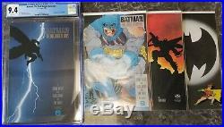 Batman The Dark Knight Returns Frank Miller 4-Book Set CGC 9.4 or Better