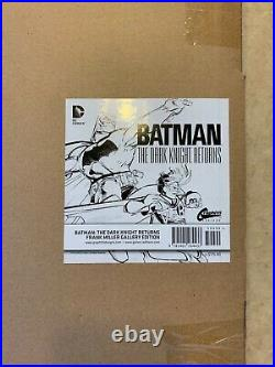 Batman The Dark Knight Returns Frank Miller Gallery Edition