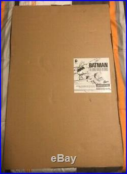 Batman The Dark Knight Returns Frank Miller Gallery Edition #250 of 275