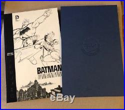 Batman The Dark Knight Returns Gallery Edition Signed by Frank Miller
