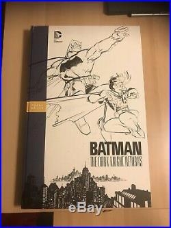 Batman The Dark Knight Returns HC Frank Miller Gallery Edition First Print