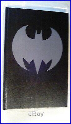 Batman The Dark Knight Returns Limited Numbered & Signed by F Miller HC