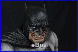 Batman The Dark Knight Returns Prime 1 Studio 4 PORTRAITS 33 1/3 Recast STATUE