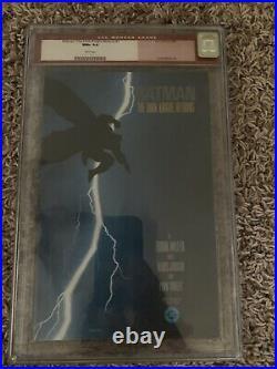 Batman The Dark Knight Returns Set 1-4 (1986) CGC 9.6-9.8