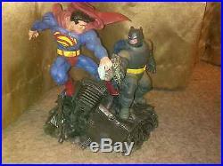 Batman The Dark Knight Returns Statue DC Collect Batman V Superman New In Box