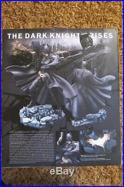 Batman The Dark Knight Rises Artfx Kotobukiya Light-up Very Rare 1/6 Scale
