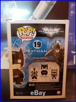 Batman The Dark Knight Rises Funko Pop SDCC 2012 1/480 Exclusive