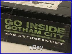 Batman The Dark Knight Rises Mountain Dew Press Kit Rare HTF