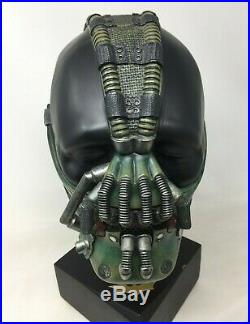 Batman The Dark Knight Rises The Noble Collection Bane Mask 11 Collectible