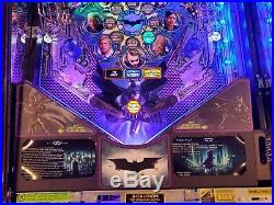 Batman The Dark Knight Stern Pinball Machine