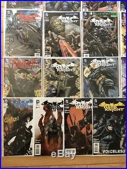 Batman The Dark Knight vol. 1 (New 52) 0-29 FULL RUN! First Prints