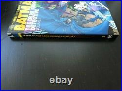 Batman the Dark Knight Detective vol. 1 Alan Davis OOP HTF unread