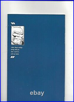 Batman the Dark Knight Returns #1,2,3 & 4 Complete Set/Frank Miller/1st Prints