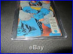 Batman the Dark Knight Returns 2 PGX 9.8,1st Print, F. Miller (DC 1986) like CGC