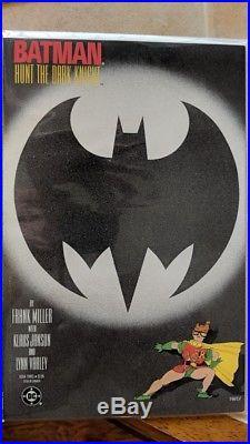 Batman the Dark Knight Returns, Books 1-4, 1986 NR