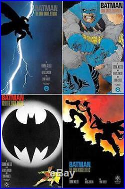 Batman the dark knight returns 1-4 comic lot new first print 1986 nm
