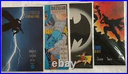 Batman the dark knight returns Set 1-4 Vf/Nm To Vf+ Range, #1,3,4 1st Print