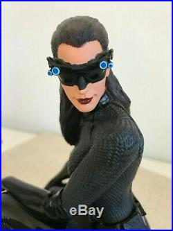 Catwoman Statue The Dark Knight Rises DC Collectibles