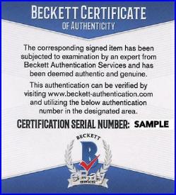 Christian Bale 11x14 Signed Photo The Dark Knight Batman Autograph Beckett Coa I