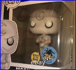 Comikaze 2017 LACC Funko Pop Marvel Moon Knight Glow in the Dark Sold Out RARE
