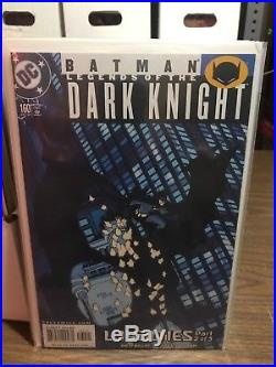 Complete Set Of Legends Of The Dark Knight Variants Specias Annuals 0-214