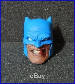 Custom 1/6 scale Frank Miller Batman The Dark Knight Returns Head Sculpt Painted