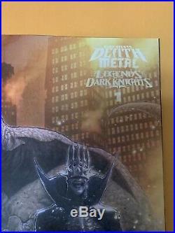 DARK NIGHTS DEATH METAL LEGENDS Of The DARK KNIGHT 125 1st Robin King variant