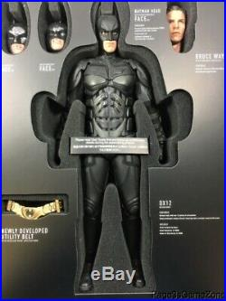 DC Batman The Dark Knight Rises 1/6th Scale Collectible Figure by Hot Toys DX12