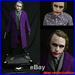 DC Batman The Dark Knight The Joker 1/2 Resin Statue Action Figure Collectibles