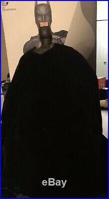 DC Collectibles Batman Statue 16 Scale. Batman The Dark Knight Rises