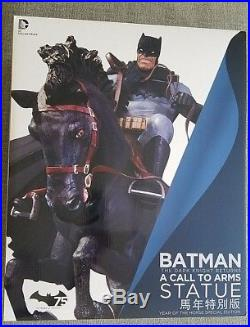 DC Collectibles The Dark Knight Returns A Call to Arms Statue Year of The Horse