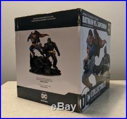 DC Collectibles The Dark Knight Returns Batman Vs. Superman Mini Battle Statue