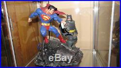DC Collectibles The Dark Knight Returns Batman Vs Superman Statue not Sideshow