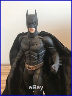 DC Collectibles The Dark Knight Rises 16 Scale Batman Statue MINT Conditon
