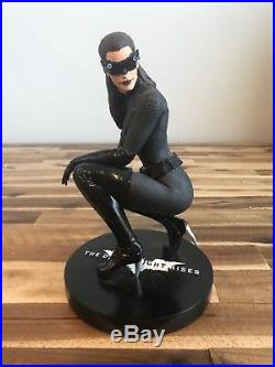 DC Collectibles The Dark Knight Rises 16 Scale Catwoman Statue MINT Condition