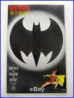 DC Comics BATMAN THE DARK KNIGHT RETURNS #1 2 3 4 1st Prints MILLER Ships FREE