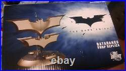 DC Comics BATMAN the DARK Knight Batarang 11 PROP REPLICA new, nev. Displayed