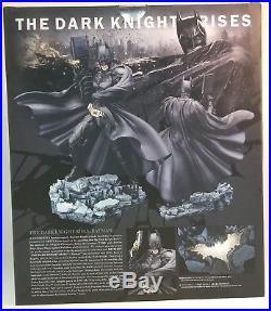 DC Comics The Dark Knight Rises BATMAN ArtFX 1/6 Scale Model KitKotobukiya