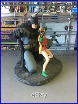 DC Direct Batman & Robinthe Dark Knight Strikes Again 819/5000 1996