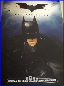 DC Direct Batman The Dark Knight 13 Deluxe Collector Figure 1/6 Scale New