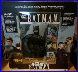 DC Direct Collectibles LEGENDS OF THE DARK KNIGHT Box Set Batman Joker TwoFace