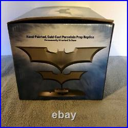 DC Direct The Dark Knight Batarangs Prop Replica 0640/1500