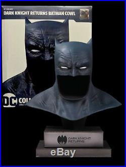 DC Gallery Bust 1/2 The Dark Knight Returns Batman Cowl Dc Collectibles
