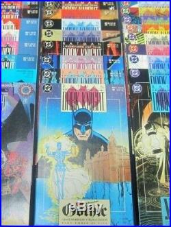 DC comics BATMAN Legends of the Dark Knight 1-214 + ANNUAL 1-7 full run lot set