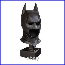 Dark Knight Full Size Display Cowl Batman Mask Dc Comics The noble collection