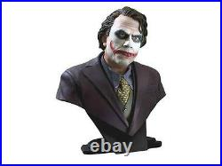 Dark Knightthe Joker / Heath Ledger1/2 Scalebustle 2500dc Directmib