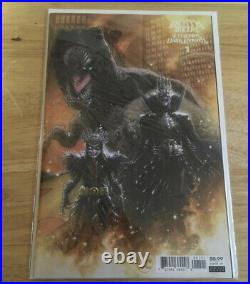 Dark Nights Death Metal Legends of the Dark Knight 1 125 Variant 1st Robin King
